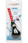 Poire anale Ribbed Anal Douche - Calexotics