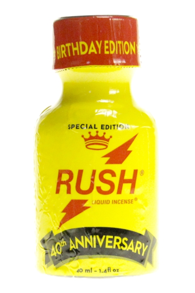 Poppers Rush Anniversary  40 ml