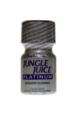 Poppers Jungle Juice platinum 10 ml : Nouvelle version haute qualité à base de Propyle développé par le fabricant du légendaire Jungle Juice.